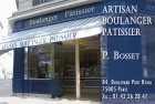 Cartes de visite pour une Boulangerie-Pâtisserie