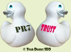 Page Rank / Trust Rank