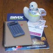 Un Duck au SMX 2012