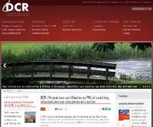 Refonte du site internet de l'IDCR