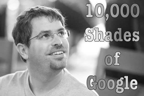 10 000 couleurs de gris de Google