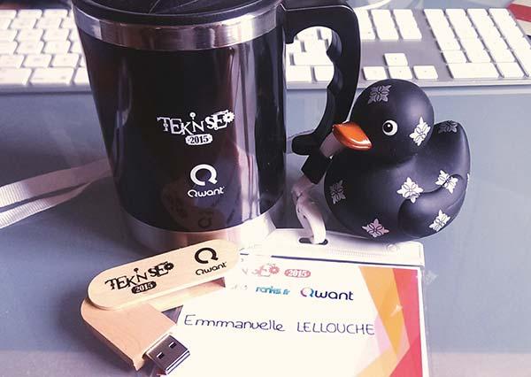 Le Teknseo 2015 à Lyon : j'y étais, je vous raconte