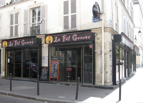 bar La Fût Gueuze à Paris